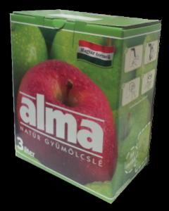 Szódához almalé